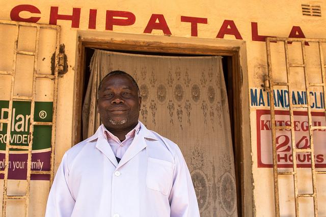 Chipatala Malawi Africa Grow Movement
