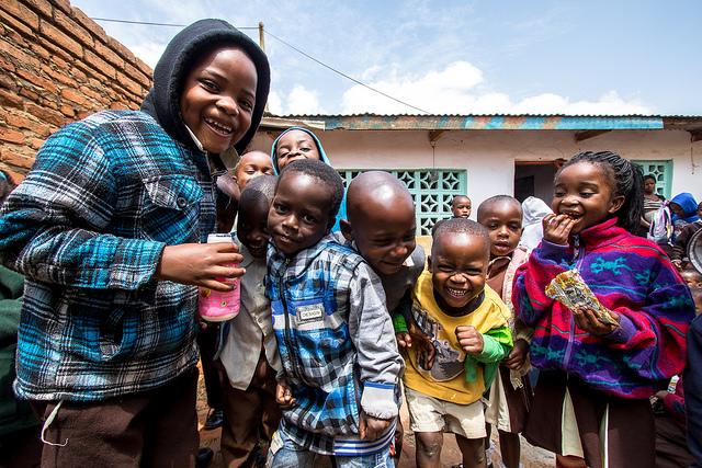 Children Malawi Grow Movement