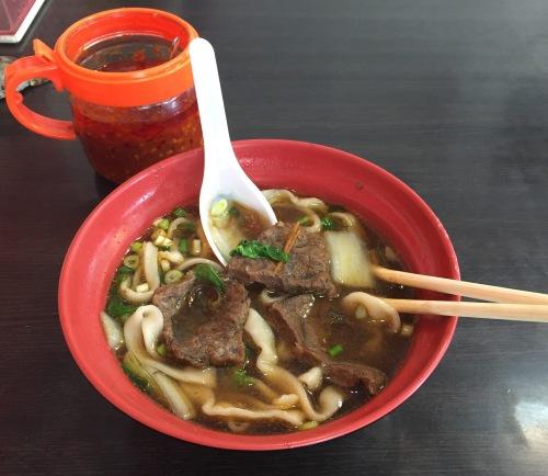 Taiwan Taipei Beef Noodle